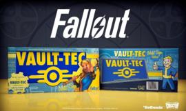 Fallout: Vaul-Tec Metal Sign (New)