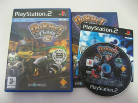 Ratchet & Clank 3 + Bonus DVD (PAL)