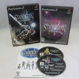 Star Ocean Till the End of Time (USA)