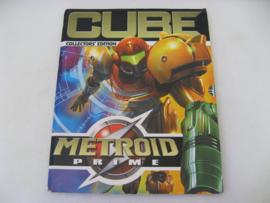 CUBE Magazine #17 - Metroid Pirme Collectors' Edition