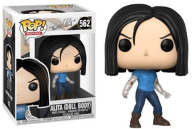POP! Alita (Doll Body) - Alita Battle Angel (New)