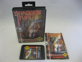 Dragon's Fury (USA)