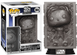 POP! Han Solo (Carbonite) - Star Wars: The Empire Strikes Back 40th (New)