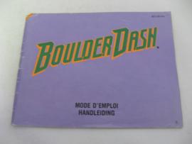Boulder Dash *Manual* (FAH)