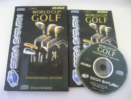 World Cup Golf - Professional Edition (PAL)