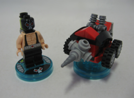 Lego Dimensions - Fun Pack - DC Comics - Bane w/ Base