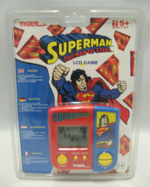 Superman The Man of Steel - Tiger Electronics - LCD Game (NEW)
