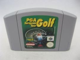 PGA European Tour Golf (EUU)