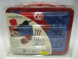 Nintendo DS Lite 'Super Mario Tin' Kit (New)