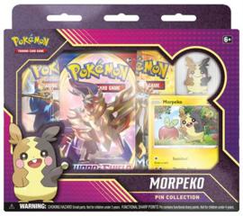 Pokémon TCG: Morpeko Pin Collection (New)