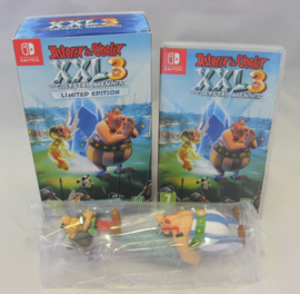 Asterix & Obelix XXL 3: The Crystal Menhir - Limited Edition (EUR)