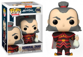 POP! Admiral Zhao - Avatar The Last Airbender (New)