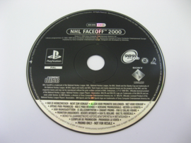 NHL Faceoff 2000 - SCES-02451 (Promo, NFR)