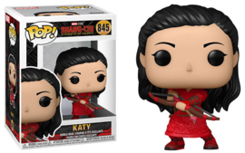 POP! Katy - Shang-Chi and the Legend of the Ten Rings (New)
