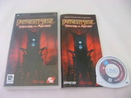 Dungeon Siege Throne of Agony (PSP)