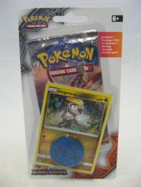 Pokémon TCG: Sun & Moon - Burning Shadows - Booster Pack + Jangmo-o Promo + Coin (New)