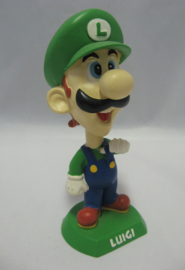 Bobblehead - Luigi - Nintendo Collectibles - Toy Site - 2001 (Boxed)