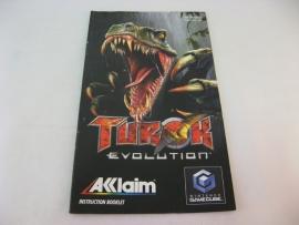 Turok Evolution *Manual* (UKV)