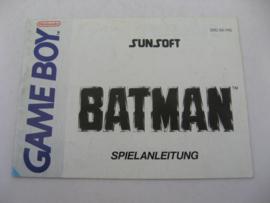 Batman *Manual* (FRG)