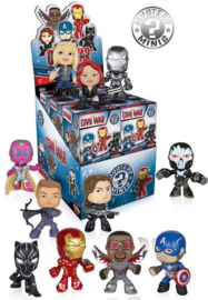 Captain America Civil War - Funko Mystery Mini Vinyl Figure (1x)