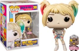 POP! Harley Quinn and Beaver - Birds of Prey (New)
