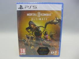 Mortal Kombat 11 Ultimate (PS5, Sealed)