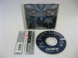 Dungeon Explorer II + Spine (PC Engine)