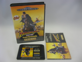 Indiana Jones and the Last Crusade (CIB)