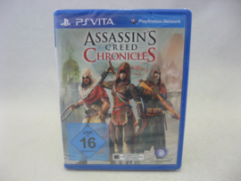 Assassin's Creed Chronicles (PSV, Sealed)