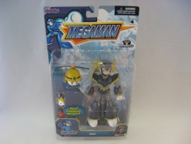 Mega Man Action Figure - Bass (New)