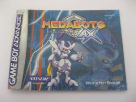 Medabots Rokusho Ver. AX *Manual* (EUR)