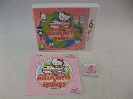 Around the World With Hello Kitty & Friends (UKV)