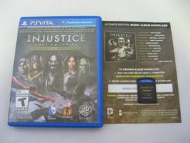 Injustice - Gods Among Us - Ultimate Edition (PSV)
