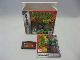Frogger's Adventures - Temple of the Frog (USA, CIB)