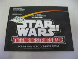 Star Wars - The Empire Strikes Back *Manual*