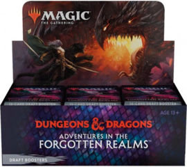 MTG:  Adventures in the Forgotten Realms Booster Pack (1x Booster)