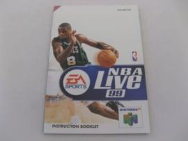 NBA Live 99 *Manual* (EUR)