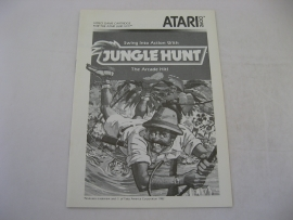 Jungle Hunt - Version 1 *Manual*