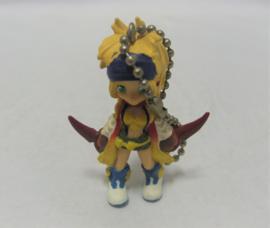 Final Fantasy X-2 Keychain - Rikku