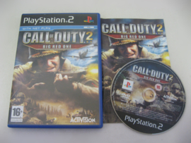 Call of Duty 2: Big Red One (PAL)