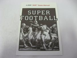 Super Football *Manual*
