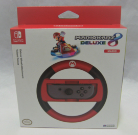 Nintendo Switch Deluxe Wheel Attachment - Mario (New)