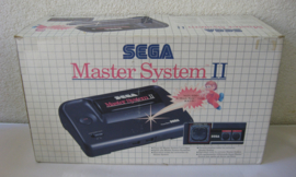 Master System II Console Set (Boxed)