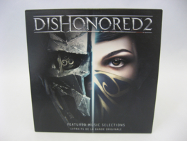 Dishonored 2 - Featured Music Selections - Promo (CD)