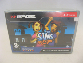 Sims Bustin' Out (N-Gage, Sealed)