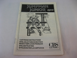 Jumpman Junior *Manual* (CV)