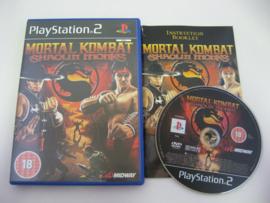 Mortal Kombat Shaolin Monks (PAL)