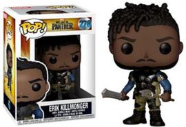 POP! Erik Killmonger - Black Panther (New)