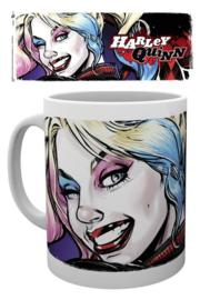DC Comics: Harley Quinn Wink Mug (New)