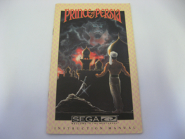 Prince of Persia *Manual* (USA)